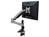 TOPSKYS 桌夹式双旋臂伸缩旋转升降调显示器支架ATC20