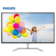 【行货保证】飞利浦323E7QSA 32寸高清IPS广色域屏不闪屏网吧液晶电脑显示器