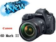 佳能 6D Mark II(单机) 仅售 6400 元 王弈:18210782652