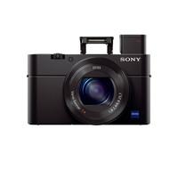 索尼 RX100IV  索尼RX100 4代  索尼(SONY)DSC-RX100M4 数码相机