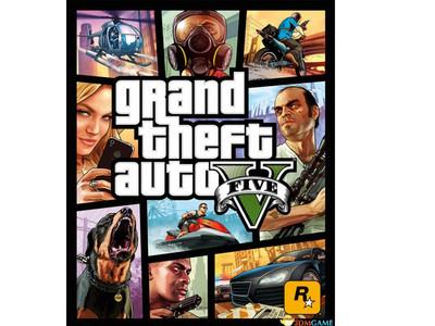 PS4正版游戏 GTA5