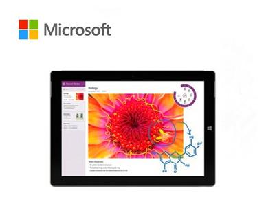 微软 Surface 3(2GB/64GB/WiFi)中文版 全新10.8英寸(内附Office365个人版一年)