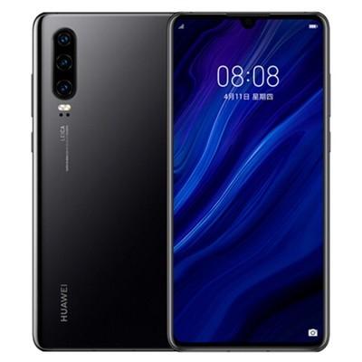 新品  华为 HUAWEI P30全面屏超感光徕卡三摄手机 黑色 行货64GB
