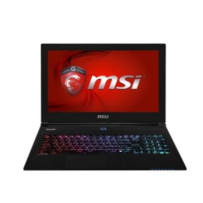 【顺丰包邮】msi微星 GS60 6QC-070XCN 15.6英寸游戏超薄笔记本电脑(i7-6700HQ 8G 1TB+128G SSD固态 GTX960M 2G独显 多彩背光)黑