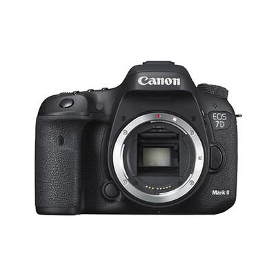 佳能(Canon)EOS 7D Mark II 单反相机 机身(不含镜头)