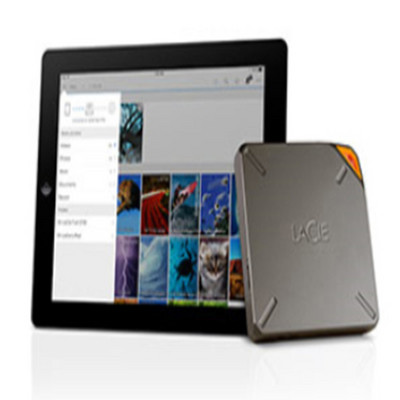 莱斯 FUEL 2.5英吋无线移动硬盘 1TB(9000436KUA)