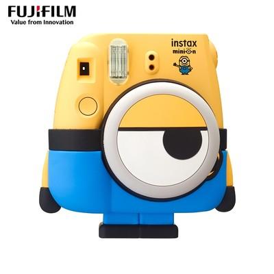 Fujifilm/富士mini8 小黄人拍立得 自拍照相机一次成像LOMO