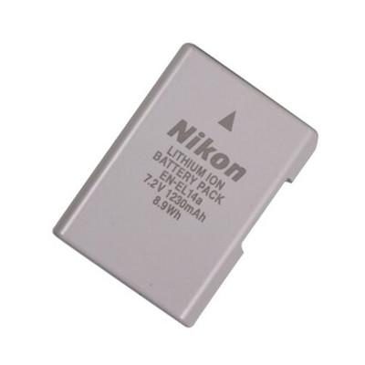 尼康 EN-EL14A   尼康EN-EL14a 原装拆机电池 各种版本随机发货
