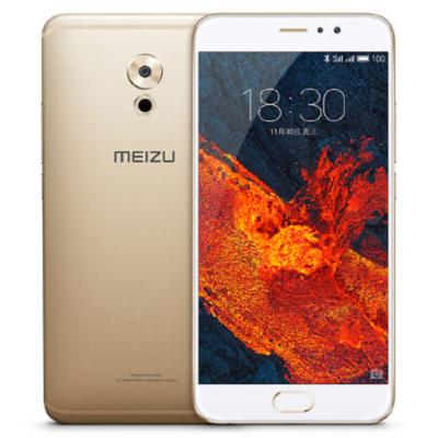 【送壳膜+顺丰】魅族PRO6Plus(双4G)64GB公开版移动联通4G手机双卡