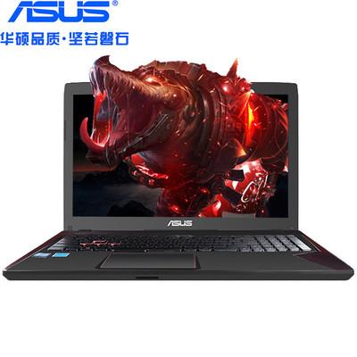 【顺丰包邮】华硕 ZX53VW6700(8GB/1TB/2G独显)神盾影音游戏本 致敬ROG 酷睿I7-6700 8G内存 1000G机械硬盘 GTX960-2G战斗显卡