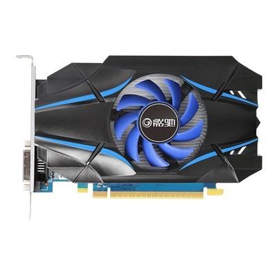 影驰GT1030虎将2G台式电脑独立显卡LOL游戏办公卡追GTX750ti超650