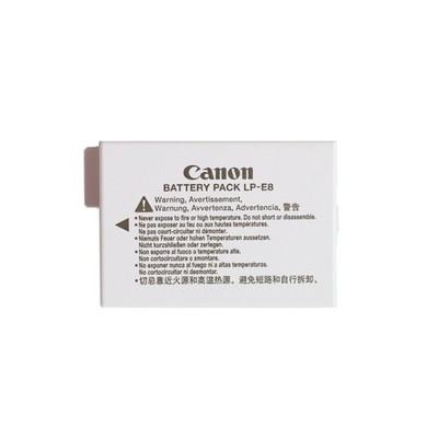 佳能(Canon)LP-E8原装锂电池 适用于EOS 700D/650D/600D/550D
