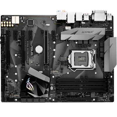 华硕ROG STRIX Z270H GAMING 猛禽RGB主板 支持7700K 7600K