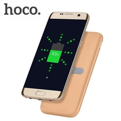 【包邮】浩酷 B11无线充移动电源8000毫安便携通用手机无线快充充电宝