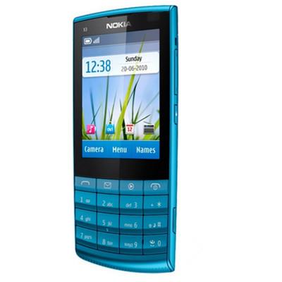 诺基亚(NOKIA)X3-02 联通3G手机
