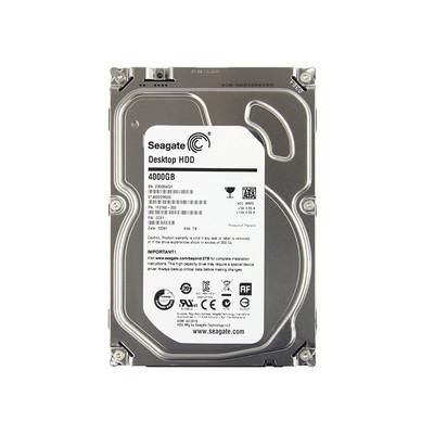 希捷 Desktop HDD 4TB 5900转 64MB SATA3(ST4000DM000)台式机电脑硬盘