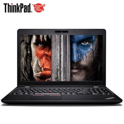 【官方授权 顺丰包邮】ThinkPad 黑将S5(20G4A002CD)15.6英寸游戏本 酷睿i5-6300HQ 8GB 128G+1TB GTX960-2G 预装Windows 10
