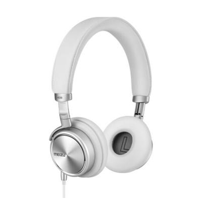 魅族(MEIZU)HD-50 便携头戴式音乐耳机 红色 带麦 降噪 佩戴舒适