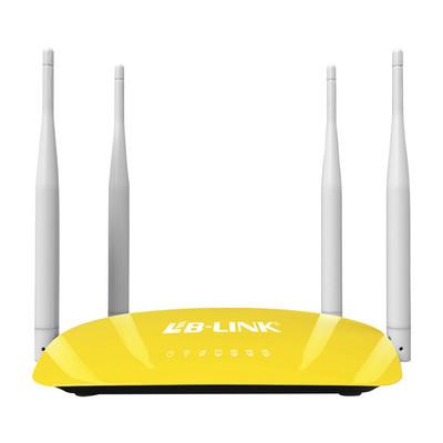 必联BL-AC450M 无线路由器穿墙王必联云APP智能路由器 宽带家用中继