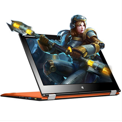 【顺丰包邮】联想 Yoga 3 14-IFI 日光橙 i5-5200五代处理器/4G内存/256G SSD固态硬盘/2G独显 轻薄便携本  十点触控屏