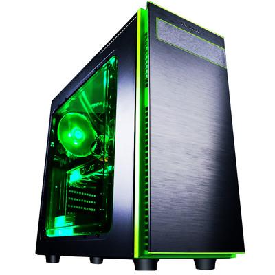 名龙堂 幻神机 I7 7700K/GTX1070四核 水冷DIY组装游戏台式电脑主机