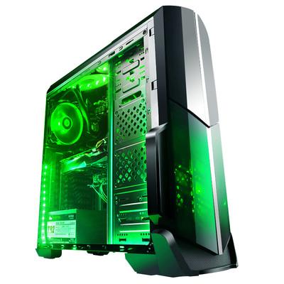名龙堂 撸神机 I5 7500/GTX1060台式电脑主机LOL/OW游戏神机
