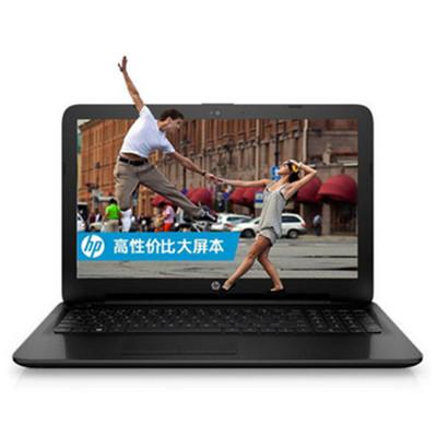 惠普(HP)轻薄系列15.6英寸笔记本15- AC637TX银色I5-4G 500G 4G独显