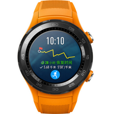 华为watch 2智能手表 蓝牙无线心率监测智能穿手表 watch 2 4G版