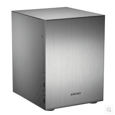 I5 6400/8G/120G/微星ITX迷你办公电脑整机