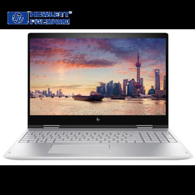 惠普(HP) ENVY x360 15.6英寸轻薄翻转触控笔记本 八代CPU 15-bp 103TX i5-8250U 8G 128G+1T MX150 4G独显 Win10系统 银色