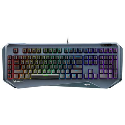 雷柏 V800S幻彩RGB背光游戏机械键盘
