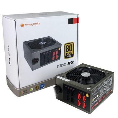 Tt(Thermaltake)额定1000W TRX-1000M 电源(///双CPU供电口)