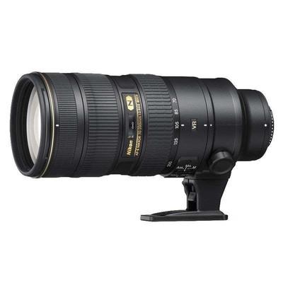 尼康 AF-S  70-200mm f/2.8G ED VR II尼康签约经销商,产品有保障。