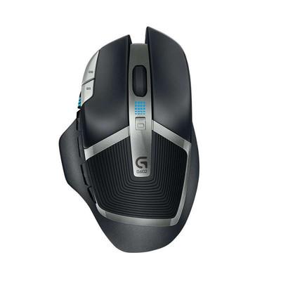 【包邮】罗技 G602无线游戏鼠标,2.4G无线连接 专属追踪技术 6个拇指按键, 无线角色扮演网游鼠标
