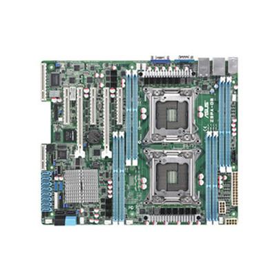 华硕ASUS 服务器主板 Z9PA-D8盒包 双路 2011针脚 支持E5-2600V2系列