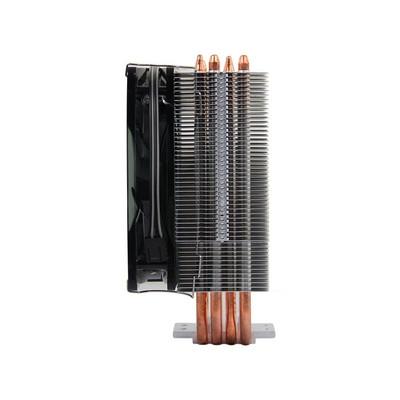 九州 玄冰400  CPU散热器 LED 发光风扇 四热管   支持AMD INTEL 115x平台