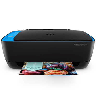 惠普(HP)  4729 惠省Plus系列彩色喷墨一体机无线打印 复印 扫描)