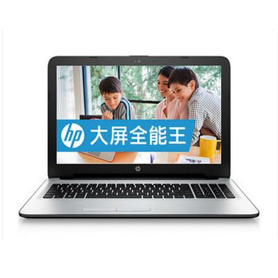 【限时特惠顺丰包邮】HP/惠普 15 bf002AX 轻薄系列 15.6英寸笔记本电脑四核处理器