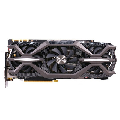 索泰 Geforce GTX 1070 玩家力量至尊OC 1594-1784MHz/8058MHz 8G
