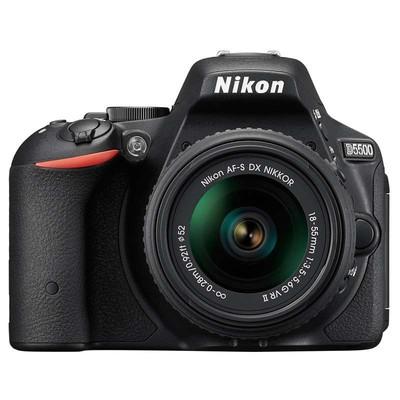 尼康(Nikon) D5500(18-55mm VR II)尼康签约经销商,产品有保障。