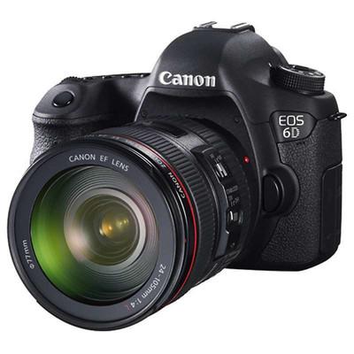 佳能 数码单反相机 EOS 6D ( 24-105 ) KIT (EF 24-105mmf/4L IS USM)