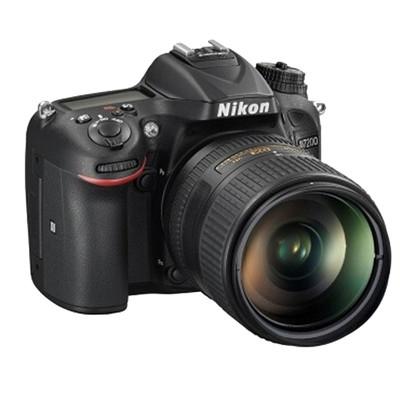 尼康(Nikon)D7200单反相机 可选套机/单机身(18-200mmEDVRII