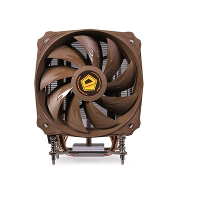 ID-COOLING SE-213pro 加固型塔式侧吹CPU散热器 三热管12cm温控静音风扇