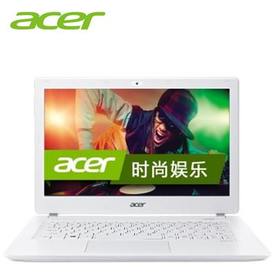 【顺丰包邮】Acer V3-371-56ZZ  13.3英寸轻薄笔记本  酷睿i5-5257U处理器 4G内存500G硬盘 win8.1系统 典雅精致
