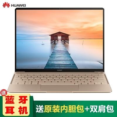 【2017新款 华为授权专卖】HUAWEI MateBook X(i5/8GB/512GB)
