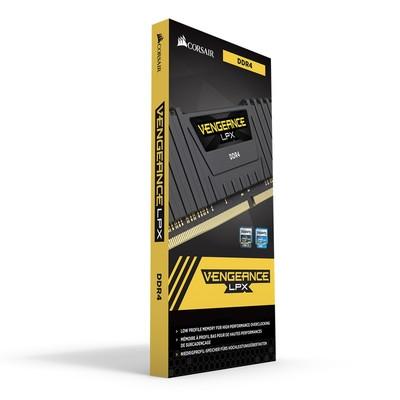 海盗船复仇者DDR4 8G 2400内存条电脑台式主机高性能超频