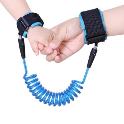 360儿童防走失手环 宝宝防丢手带 360°旋转接头防丢亲情腕带