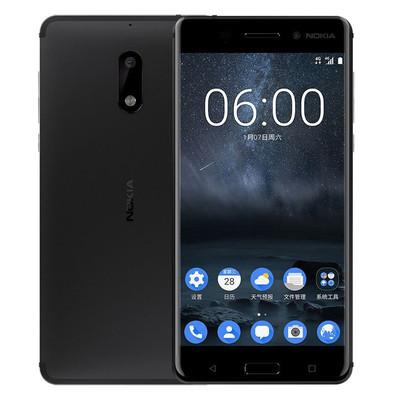 诺基亚6 (Nokia6) 全网通 双卡双待 移动联通电信4G手机
