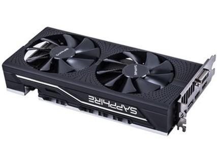 蓝宝石(Sapphire) RX580  4G/8G D5 显卡  台式电脑游戏显卡 海外版 RX580-8G