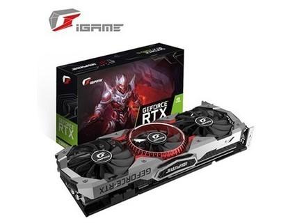 七彩虹(Colorful)iGameGeForce RTX 2080 Advanced OC GDDR6 2080烈焰战神